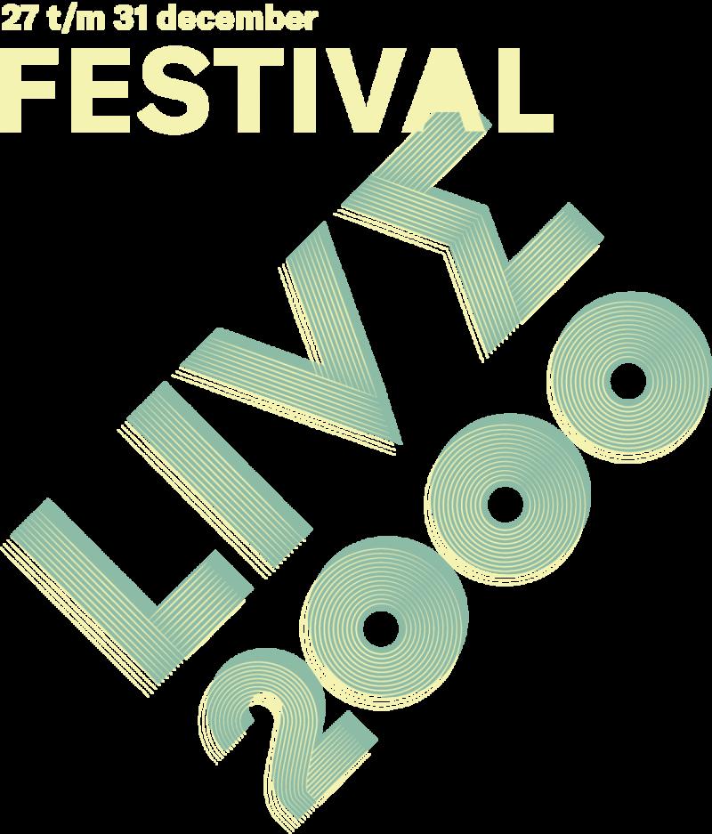 live2000festival headerlogo e1545209414700SFH logo Groen Hilversum Live 2000 Muziek Festival Film Oud en Nieuw Gratis